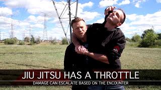Must Learn! Headlock Escape To Guillotine Choke   BJJ