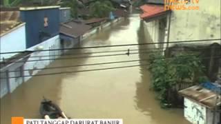Pati Tanggap Darurat Banjir