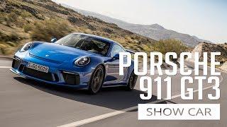 Show Car - Porsche 911 GT3 2018