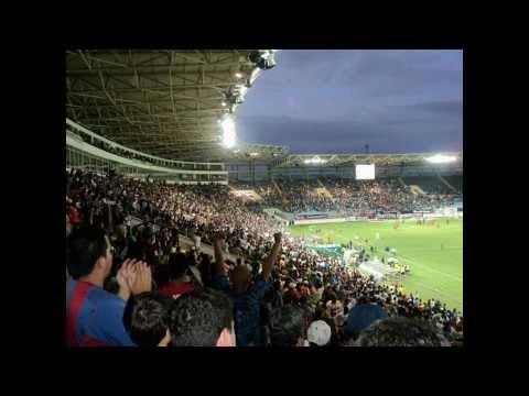 """""""Monagas Sport Club. La Pasión del Hincha Monaguense"""" Barra: Guerreros Chaimas • Club: Monagas"""