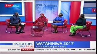 Dau la elimu: Cheche za siasa kuwafadhaisha baadhi ya watahiniwa wa mwaka 2017
