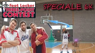 THREE-POINT CONTEST!!! - SPECIALE 6K!