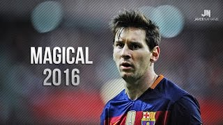 Lionel Messi  ● Magical Skills & Goals ● 20152016 HD