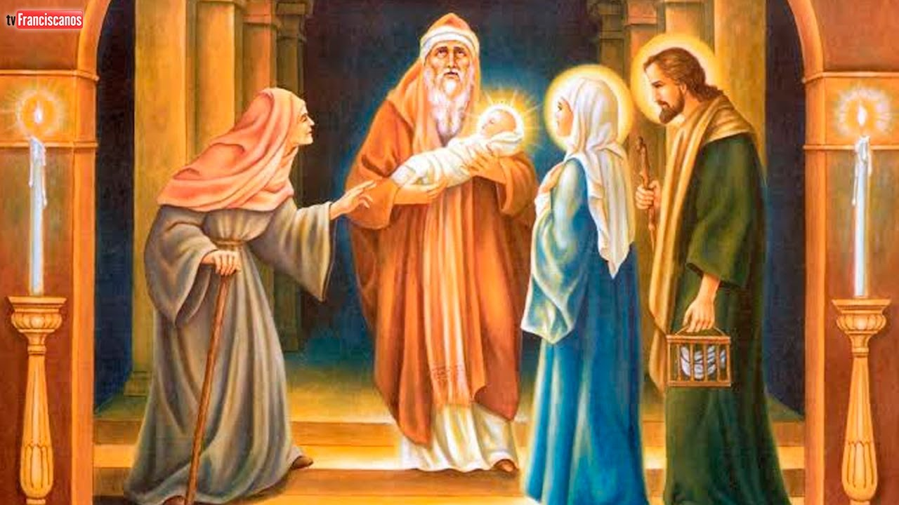 Caminhos do Evangelho | Festa da Apresentação do Senhor