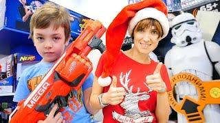 Челлендж игрушки с Глебом и Машей Капуки. Подарки для подписчиков