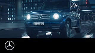 The new Mercedes-Benz G-Class 2018: Stronger Than Time.