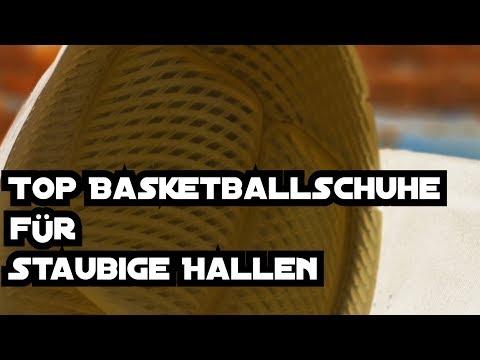 die besten Basketballschuhe für rutschige Hallen - Darauf solltet ihr achten