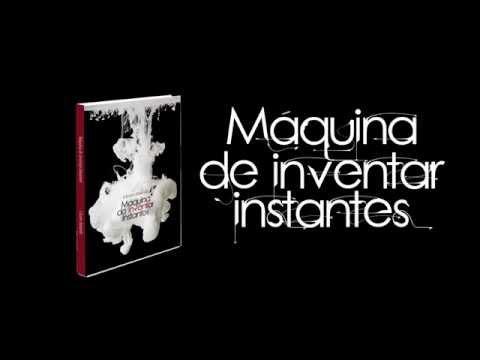 Poema Apografia - Cícero Almeida in Máquina de Inventar Instantes