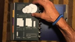 Arc Levenger TUL Disc Bound planner