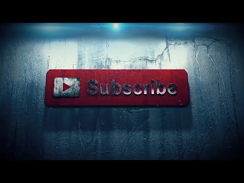 3D free Outro Templates.. (No Editing needed, Free download)