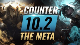 Counter The Meta: BEST Counterpicks For EVERY ROLE - Patch 10.2 - League of Legends Season 10