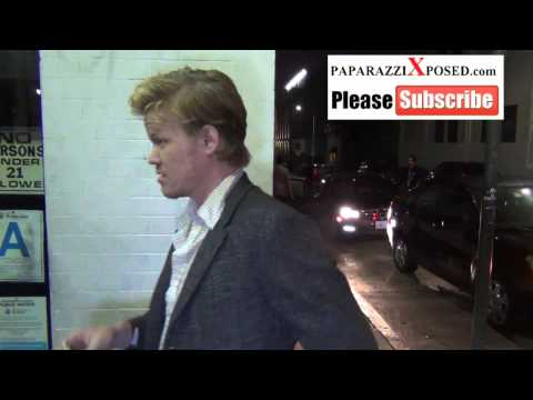Jesse Plemons refuses to talk about his Friday Night Lights Castmate Lee Thompson suicide at he arri