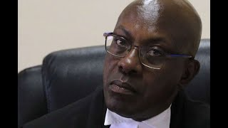 Justice Sankale ole Kantai arrested - VIDEO