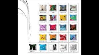 """Περιγραφή 2ης θεματικής ενότητας στην Ατομική Έκθεση """"Stathoyiannis IS & Zhu Pillows collection  Αφηγήσεις και Διάλογοι 21 συν 8 Καλλιτεχνών"""""""
