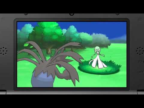 Видео № 0 из игры Pokemon Y [3DS]