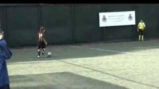 Milan-S.C.F 5-3. Il gol di Simone Fontana decide la partita!
