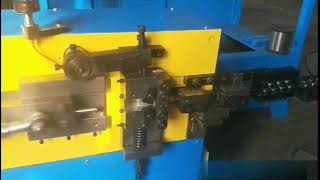 stainless steel pin safety pin making machine