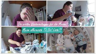 Erste Vorbereitungen für die Messe? || VLOG! || Reborn Baby Deutsch || Little Reborn Nursery