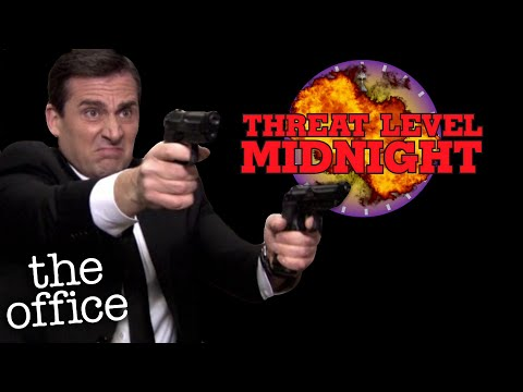 "The Office just released ""Threat Level Midnight"" in its entirety."