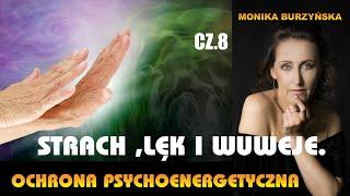 STRACH ,LĘK I WUWEJE. Cz.8/8 -POZIOMY ŚWIADOMOŚCI- Monika Burzyńska