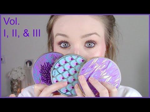 Kiss & Blush Cream Cheek & Lip Palette by Tarte #6