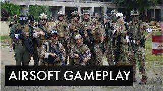 อยู่ทีมตั้งรับแต่ทีมเราบุก#2 l ปฎิบัติการยกพลขึ้นบก l The Battle Bbgun Chonburi - dooclip.me