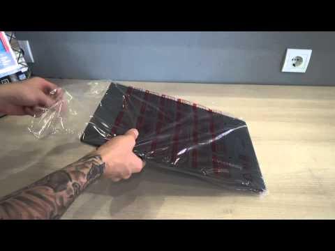 Lenovo IdeaPad B50 - 70 unboxing │ kicsomagolás