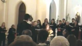 preview picture of video 'Brindis - La Traviata - Coro Ramallo'