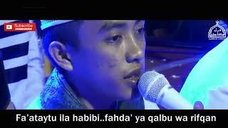 Hafidzul Ahkam - Maulya Sholli, Allah Nuri Rosulillah, Rooqot Aina. Full Lirik.