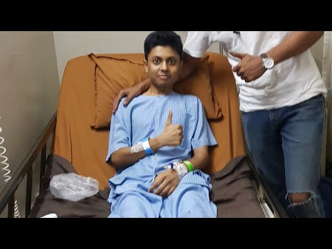 Mr. Kunal Giving Review After Hip Replacement Surgery In Mulund || Hip Surgery By Best Hip Surgeon