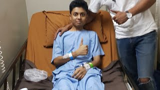 Mr. Kunal Giving Review After Hip Replacement Surgery In Mulund & Thane