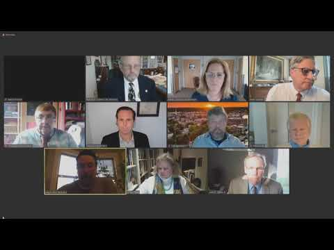 5.4.2021 City Council Work Session Re: Municipal Bonds/Special Council Meeting Re: McIntyre
