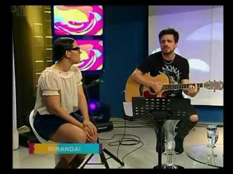 Miranda! video Bailarina (Acústico) - CM Estudio - Diciembre 2015