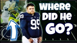 What Happened To College Football's HARDEST HITTING Kicker?