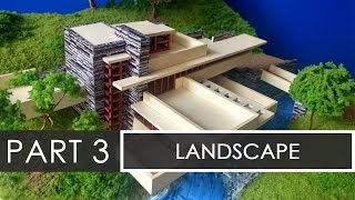 Part 3 | How To Make A Model Of Falling Waters | Model Making With Sumit