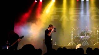 Fear Factory Live @ Antwerp - Dog Day Sunrise