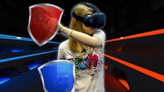 AudioShield - HTC Vive | Обзор игры в Virtuality Club