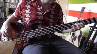 Undertow (bass cover)