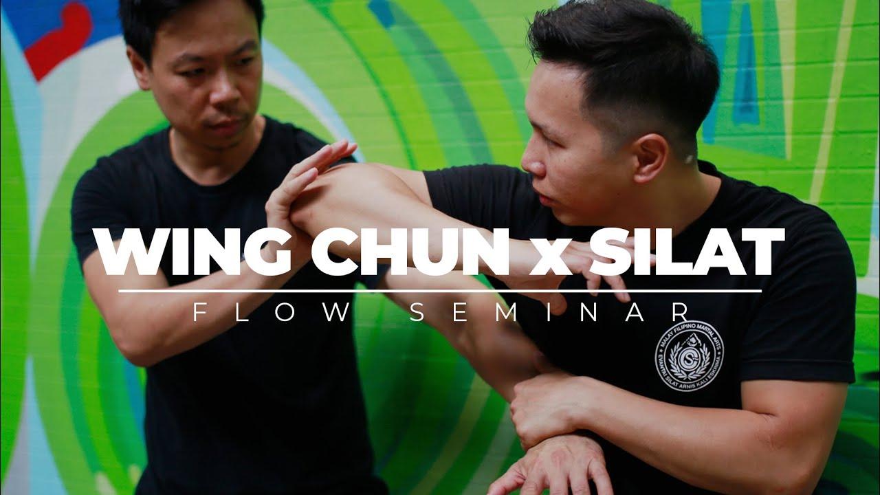 Wing Chun x Silat Seminar Tour