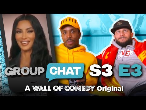 """Lamar Drug Addict, Tyga Hairline, Tristan…?"" | GROUP CHAT S:3 EPISODE 3"