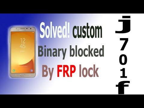 J701F U6 Screen Lock Reaset without dataloss - смотреть