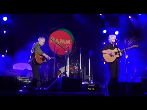 Graham Nash ~ Myself At Last ~ NAMM 2016 ~ 1/21/16