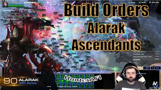 Best Build Order Alarak And How To Ascendants [Best Unit In Co-Op]