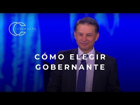 Pastor Cash Luna - Cómo elegir gobernantes | Casa de Dios