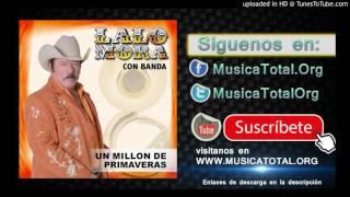 Lalo Mora - Millon De Primaveras (Disco 2017) Descarga Disco Completo