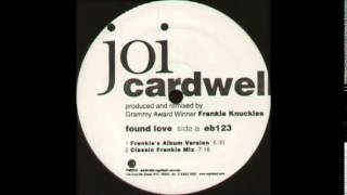 Joi Cardwell   Found Love Lair Drums