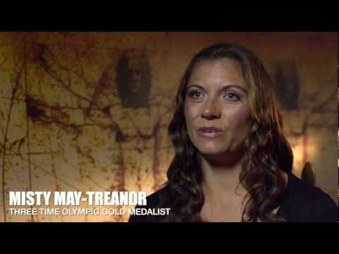 Misty May Treanor Interview Directed by Charles Tentindo