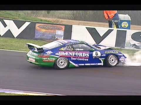 2005 CarreraCup ShannonO'Brian Bathurst