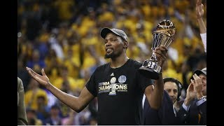 What is Kevin Durant's legacy?