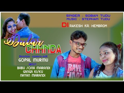 Download DULAR CHHANDA //NEW SANTALI VIDEO SONG 2019//SUPER HIT SANTHALI VIDEO HD Mp4 3GP Video and MP3